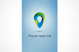 Find Places Near - Around Me (Android App)