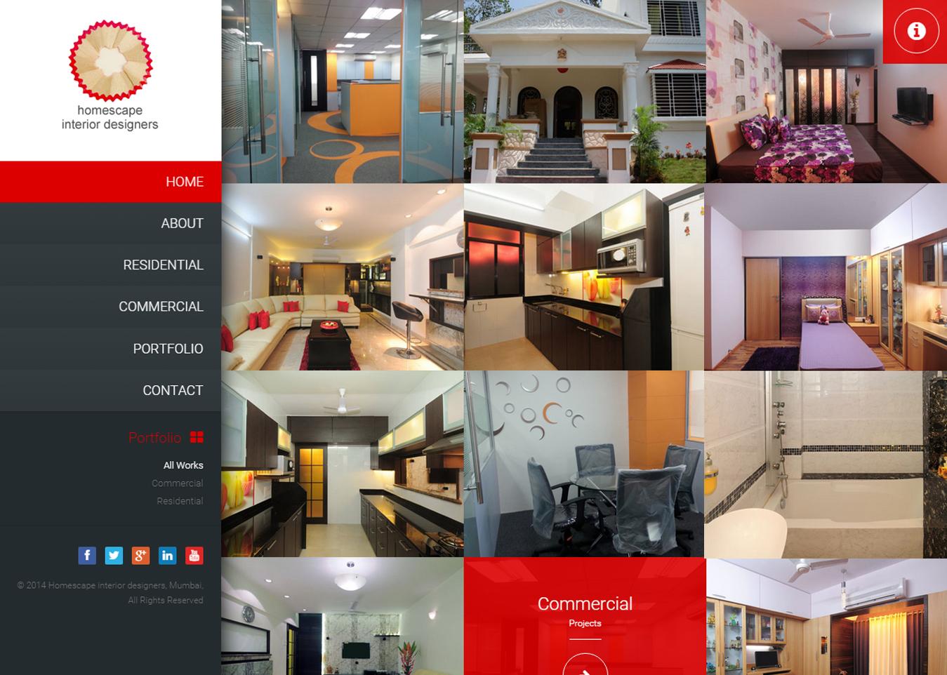 Infotrans Technologies Web Design Website Design Mumbai